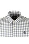 Henri Lloyd Mens Blue Kelton Regular Shirt