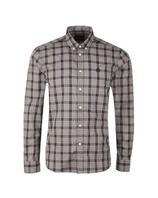 Henri Lloyd Mens Blue L/S Queensbury Shirt