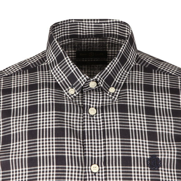 Henri Lloyd Mens Blue L/S Queensbury Shirt main image