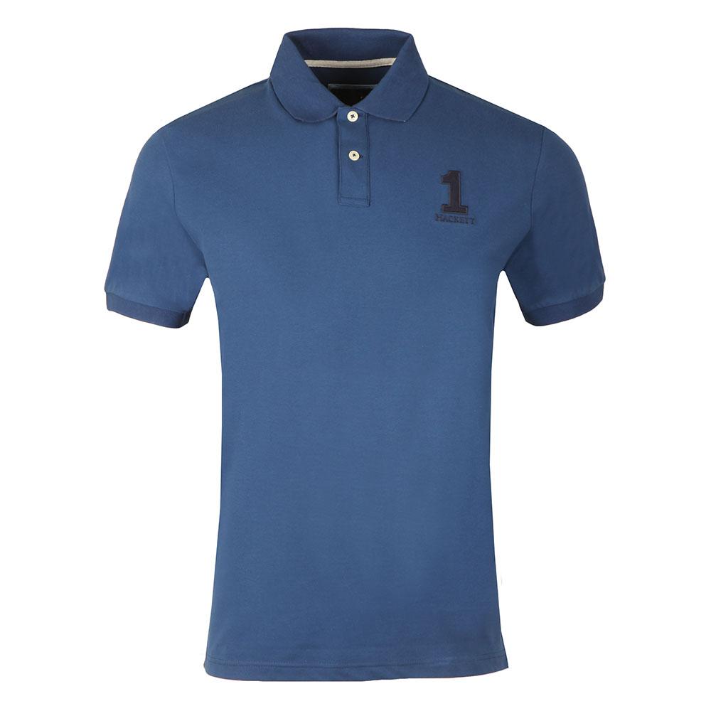 New Classic Plain Polo Shirt main image