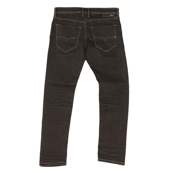 Diesel Mens Black Tepphar Jean main image
