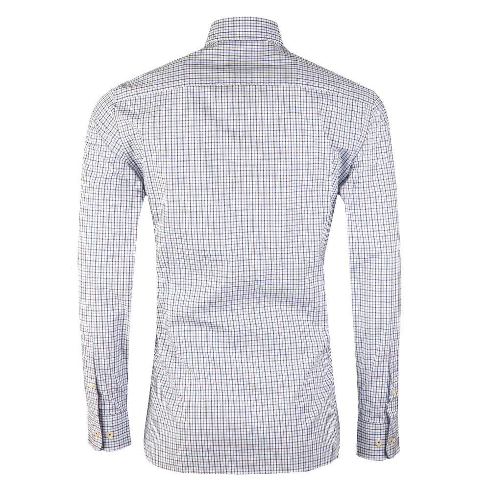 2 Colour Gingham LS Shirt main image