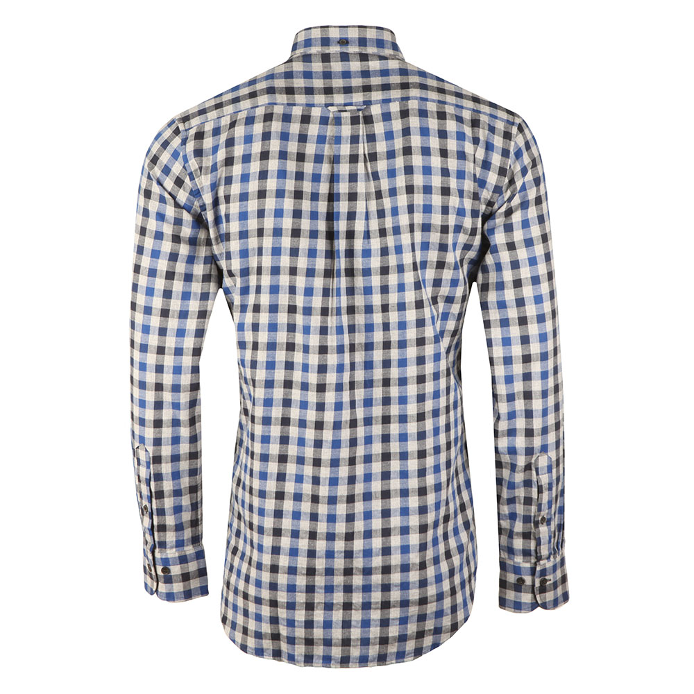 Nordic Plaid Gingham LS Shirt main image