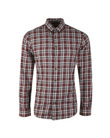 Gant Mens Multicoloured Nordic Multi Plaid LS Shirt