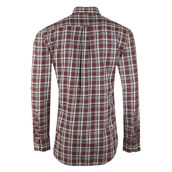 Gant Mens Multicoloured Nordic Multi Plaid LS Shirt main image