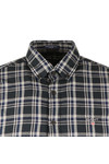 Gant Mens Green Nordic Multi Plaid LS Shirt