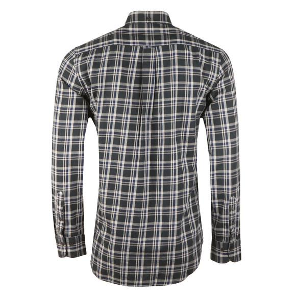 Gant Mens Green Nordic Multi Plaid LS Shirt main image