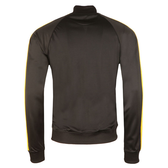 Good For Nothing Mens Black Raglan Track Top main image
