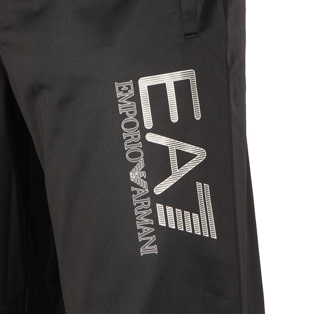 Striped Logo Full Zip Tracksuit main image