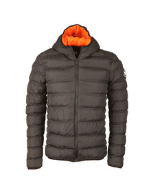 Good For Nothing Mens Black Puffer Jacket