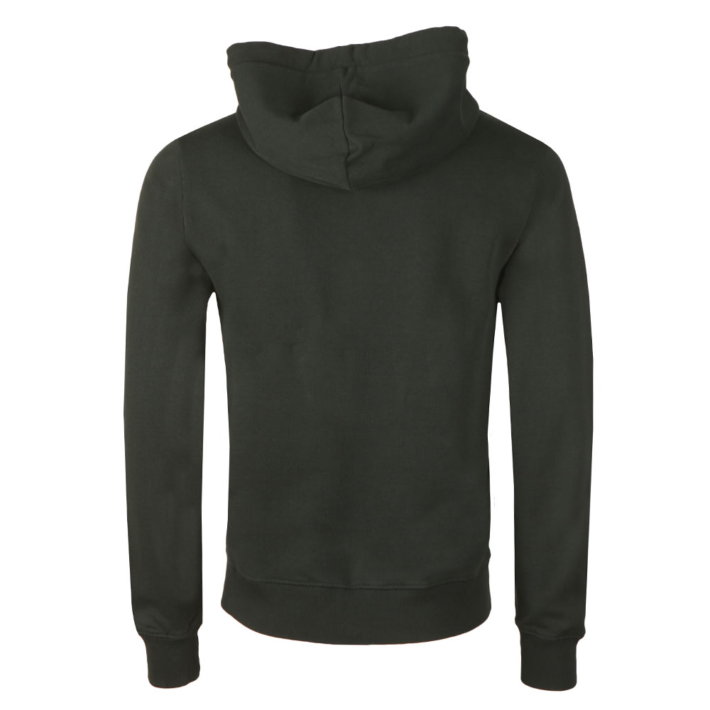 Full Zip Fleece Hooded Sweat main image