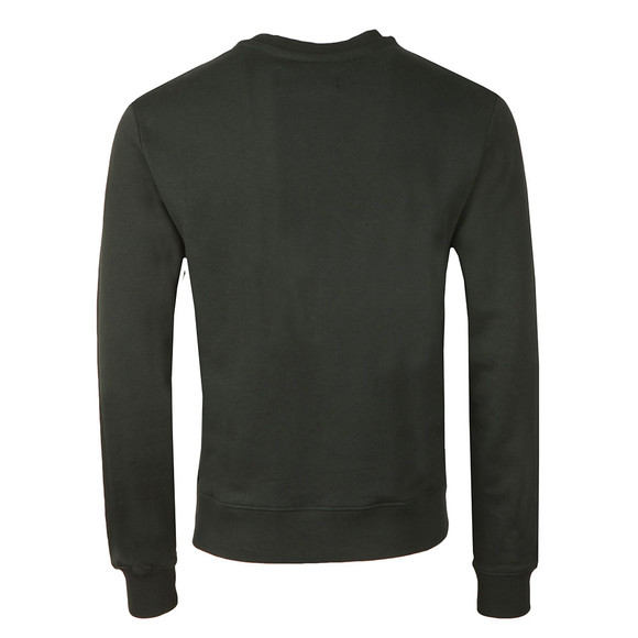 Franklin & Marshall Mens Black Round Neck Sweat main image
