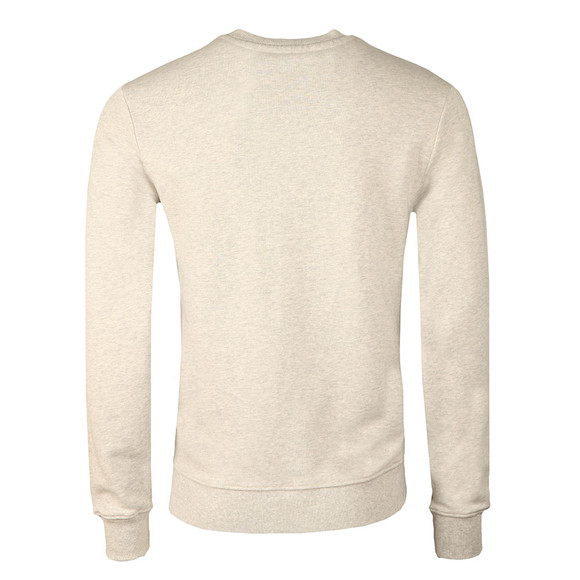 Franklin & Marshall Mens Grey Round Neck Sweat main image