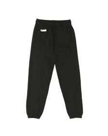 Franklin & Marshall Mens Black Fleece Sweat Pants