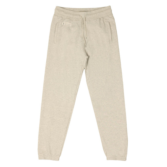 Franklin & Marshall Mens Grey Fleece Sweat Pants main image