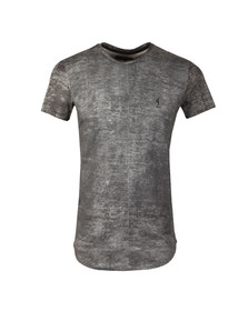 Religion Mens Grey Control T-Shirt