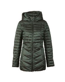Barbour Lifestyle Womens Green Linton Quilt