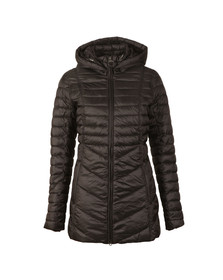 Barbour Lifestyle Womens Black Linton Quilt