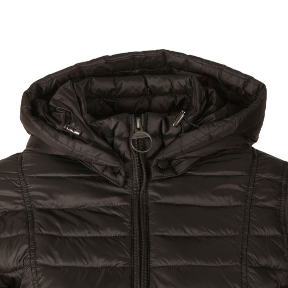 Barbour Lifestyle Womens Black Linton Quilt main image