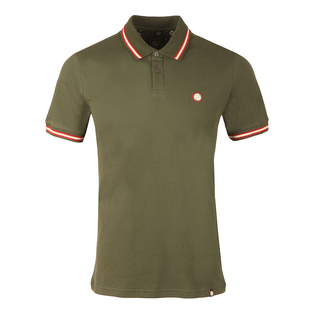 S/S Tipped Polo main image