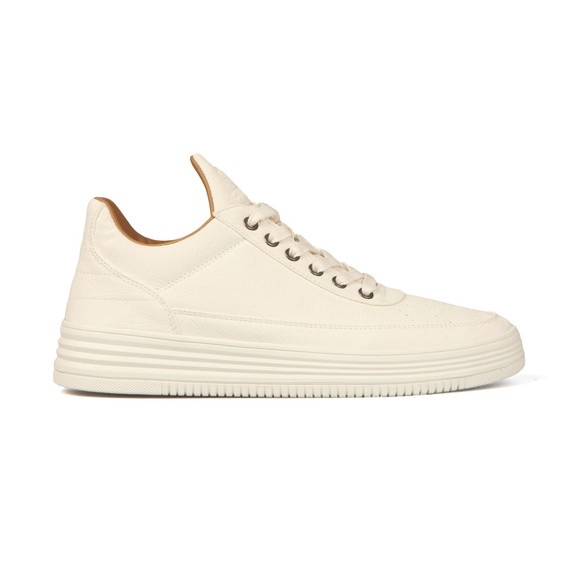 Certified Mens White Monaco Trainer main image