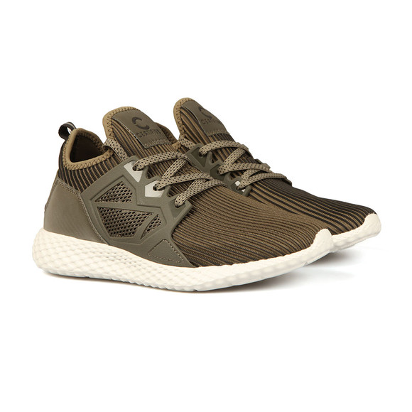 Certified Mens Green CT10000 Trainer main image