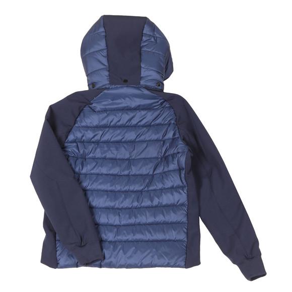 C.P. Company Undersixteen Boys Blue Puffer Soft Shell Jacket main image