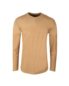 Religion Mens Brown Truth Long Sleeve T Shirt