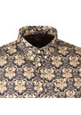 Slim Fit Abstract Print Shirt additional image
