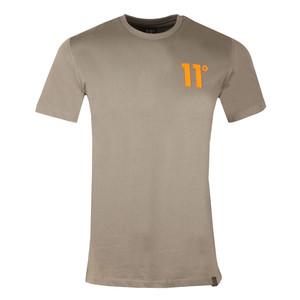Contrast Logo T Shirt