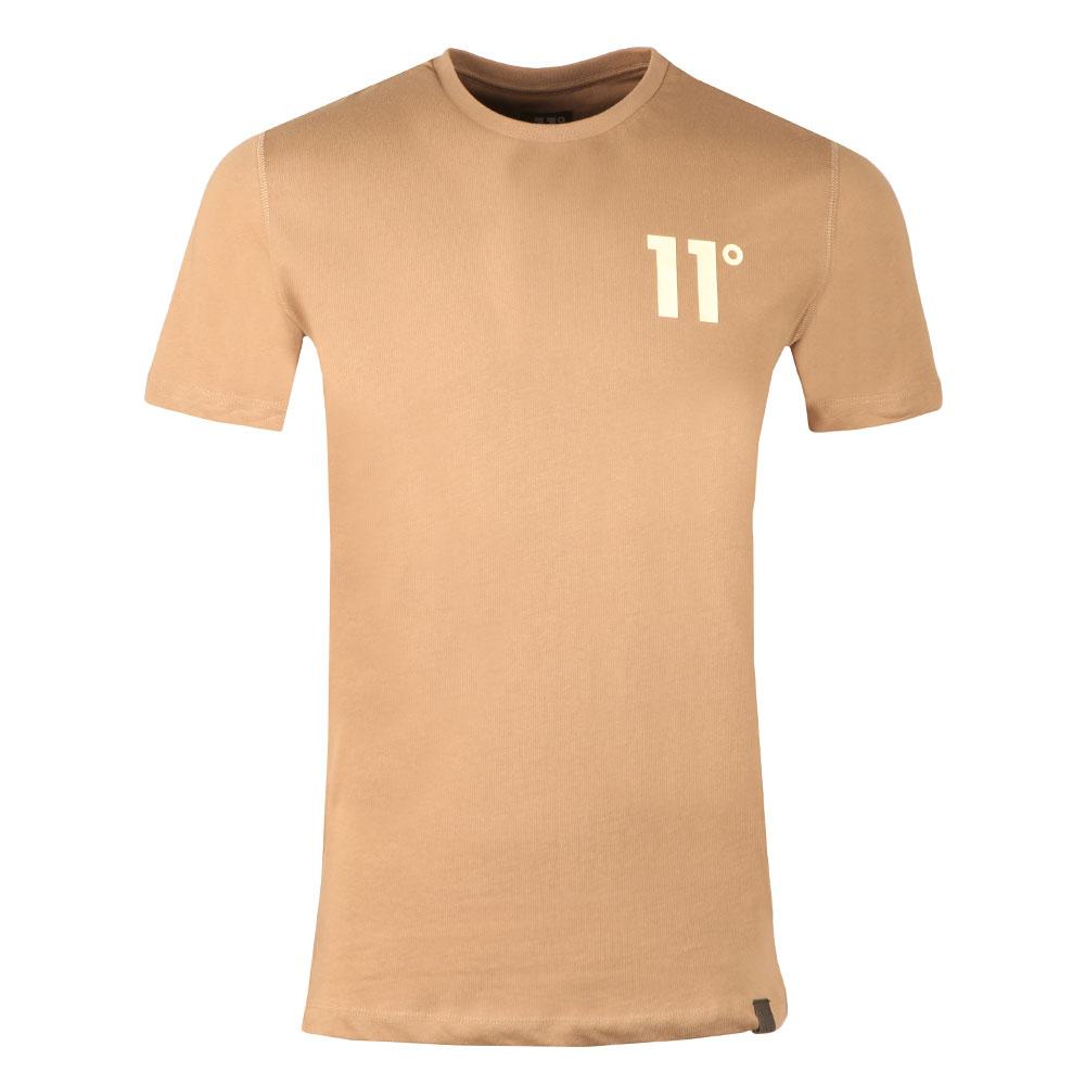 Contrast Logo T Shirt main image