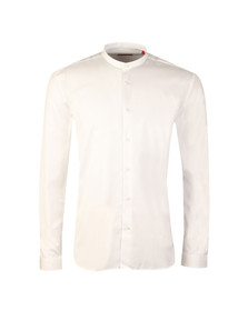 Hugo Mens White Eddison Shirt
