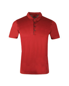 Hugo Mens Red Diracle Polo Shirt