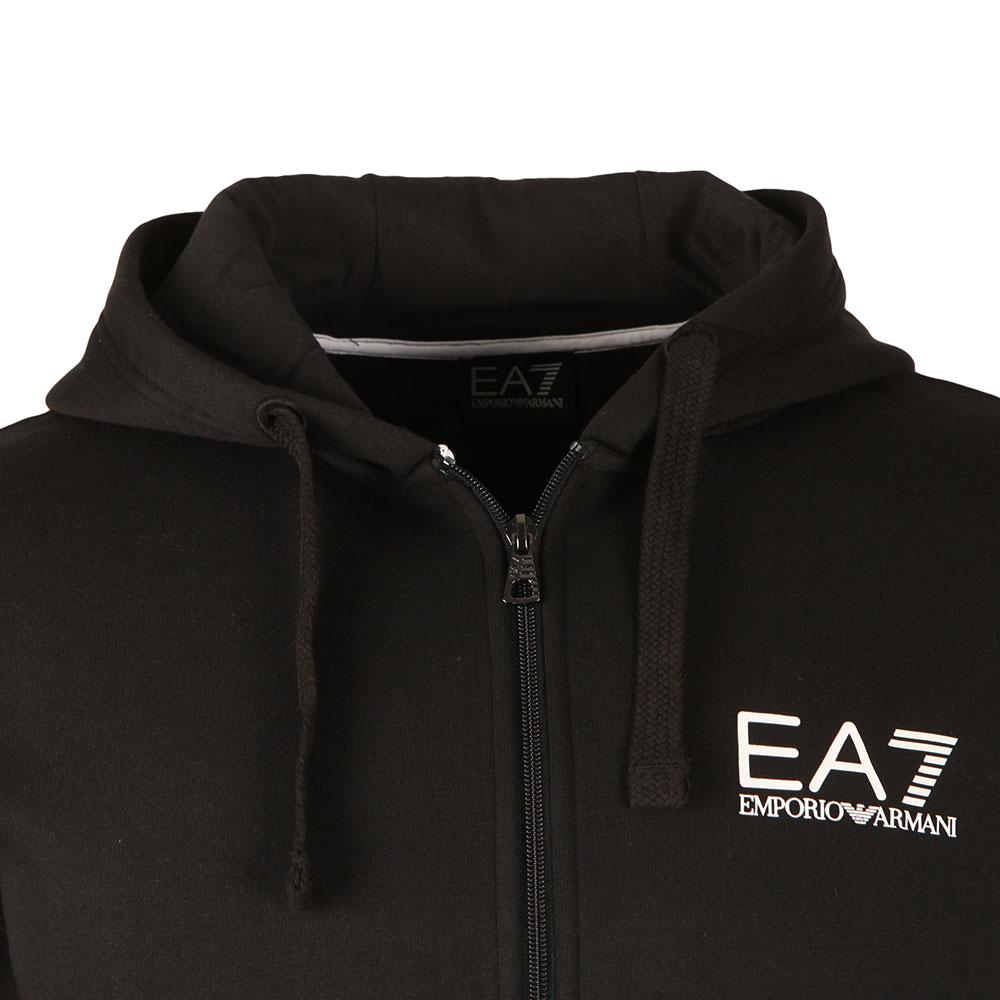 Small Logo Full Zip Hoody main image