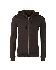 Hugo Mens Black Durphy Hoody