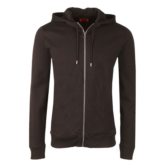 Hugo Mens Black Durphy Hoody main image