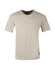 Boss Mens Grey Identity T Shirt