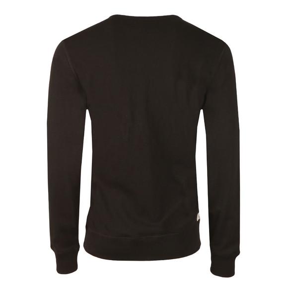 Diesel Mens Black Willy Crew Sweatshirt main image