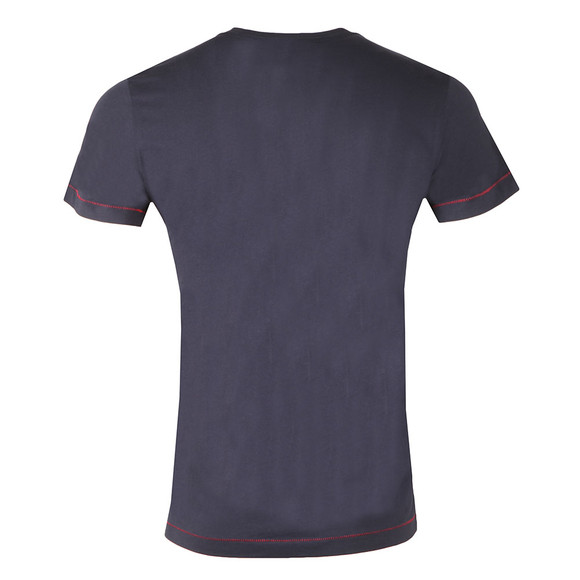 Diesel Mens Blue Diego RB T-Shirt main image