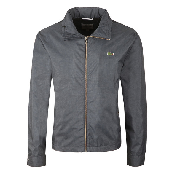 Lacoste Mens Grey Bh0262 Jacket main image