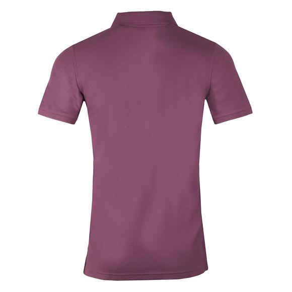 Psycho Bunny Mens Purple Classic Polo Shirt main image