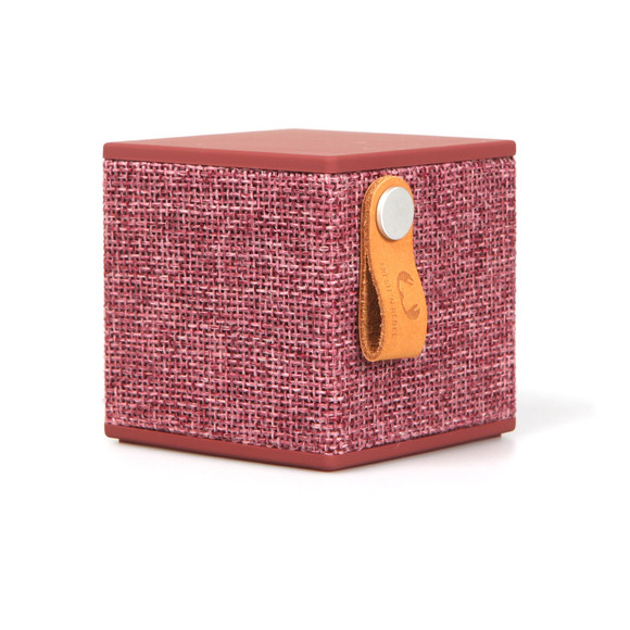 Fresh & Rebel Mens Red Rockbox Cube main image