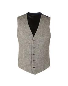 Remus Mens Grey Leo Waistcoat