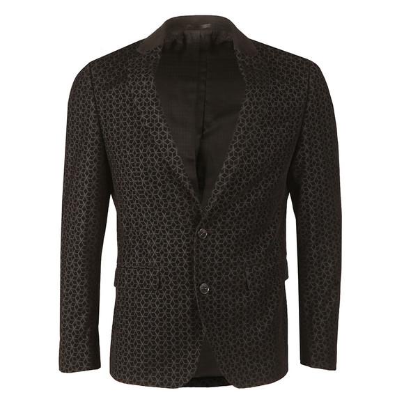 Remus Mens Black Torino c Jacket