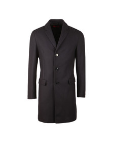 Hugo Mens Blue Migor2 Overcoat