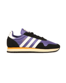 Adidas Originals Mens Purple Haven Trainers