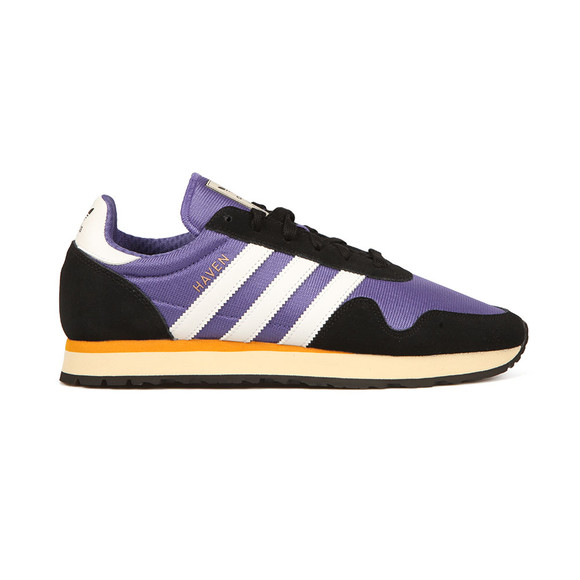 Adidas Originals Mens Purple Haven Trainers main image