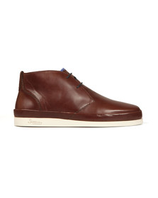 Oliver Sweeney Mens Brown Chukka Boot