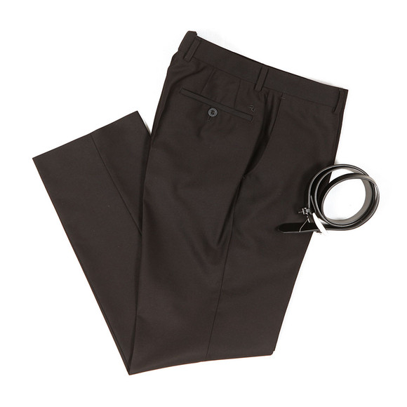 Remus Mens Black Leroy Trouser