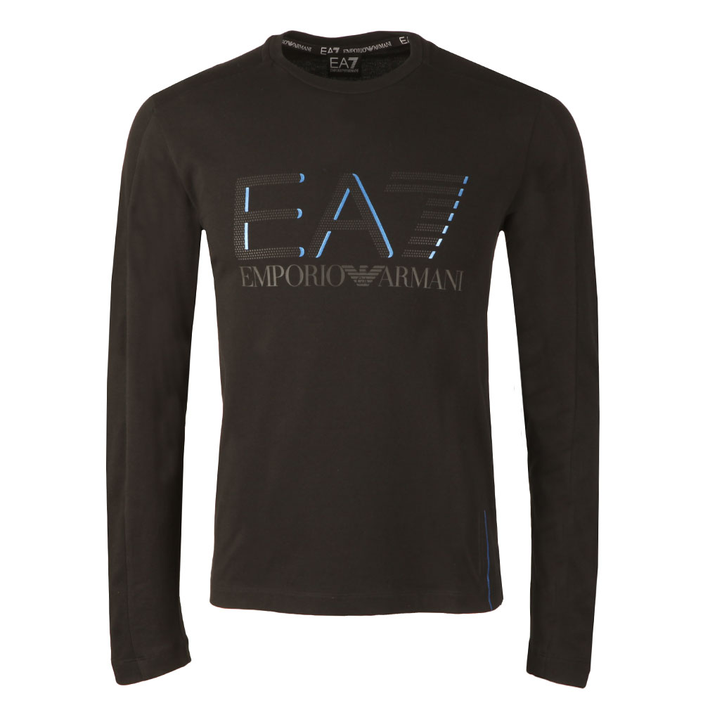 Large Logo Long Sleeve T Shirt main image